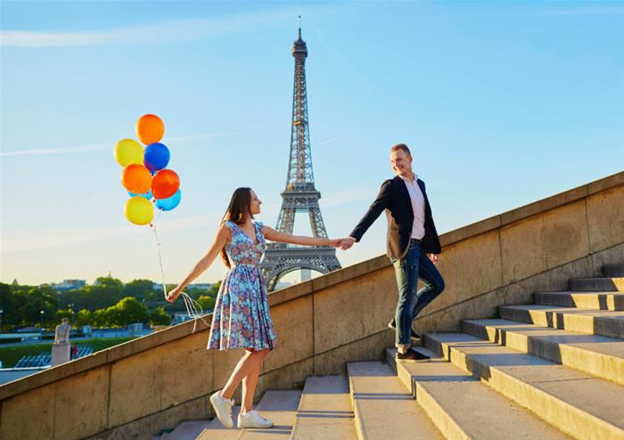 Paris at Your Leisure The Most Romantic City in the World