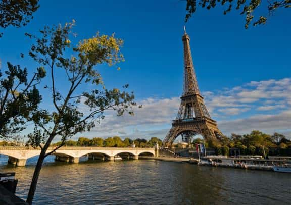 Eiffel Tower and the River Cruise