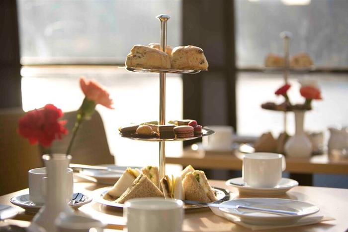 Afternoon Tea Cruise Aboard City Cruises