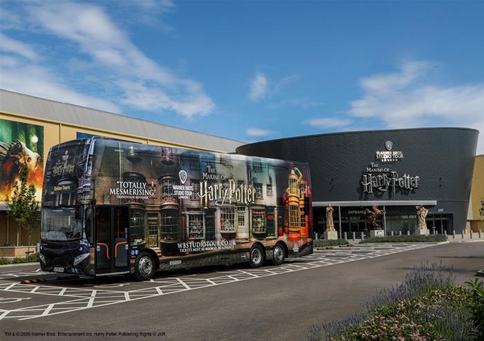 Harry Potter Tour Warner Bros Studio Eintrittskarten Mit Ruckfahrt