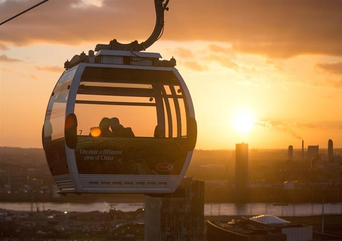 Emirates Air Line Discovery Experience