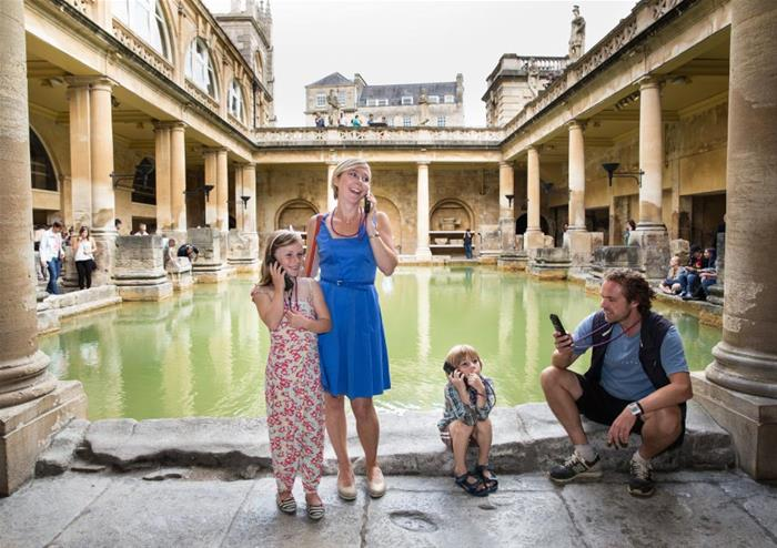 Day Trip to Bath from Paddington Station