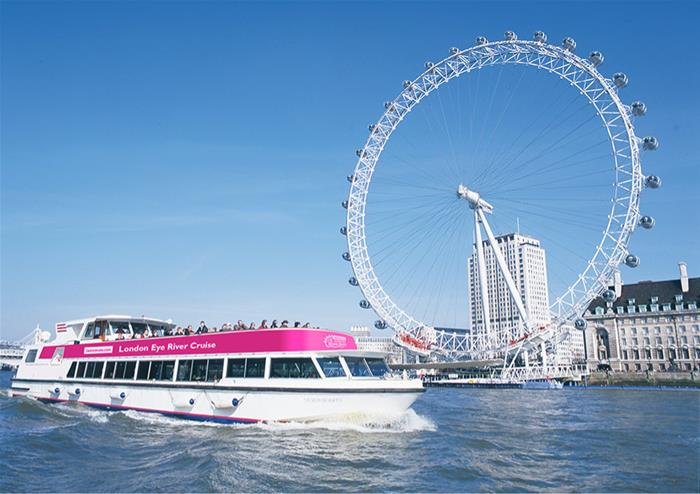 London Eye and River Cruise Combined