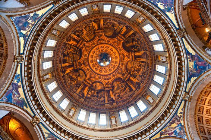 St Pauls Ceiling