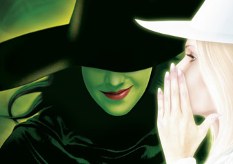 The Wicked Musical Show – The Untold Story of the Oz Witches