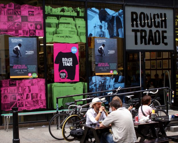 Rough Trade, East London