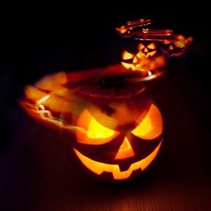 Halloween Pumpkin Aglow