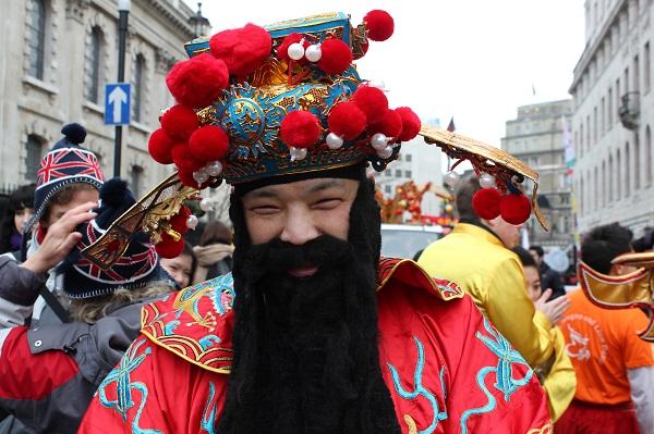 Chinese NY