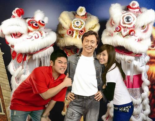Madame Tussauds Jackie Chan