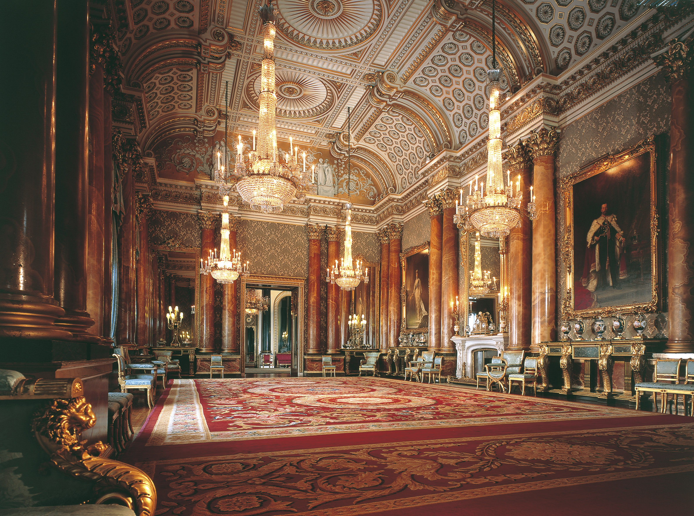 You're Invited To Step Inside Buckingham Palace This Summer