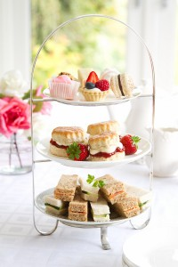 Afternoon tea tower