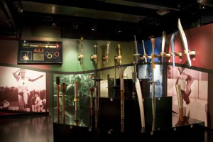 Legends Gallery at Ripley's