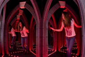 Hall of Mirrors at Ripley's