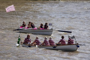Great Boat Race competitors