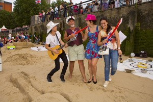 Thames Festival Sunday 9/9/2012