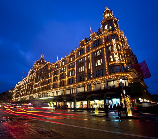 Which London Department Store Should You Visit This Christmas