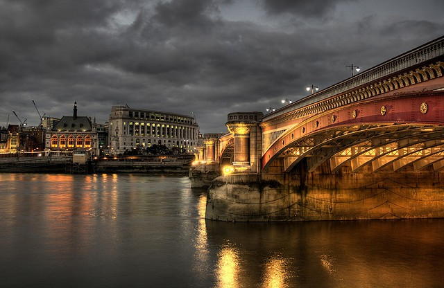 London Bridges With Views To Die For