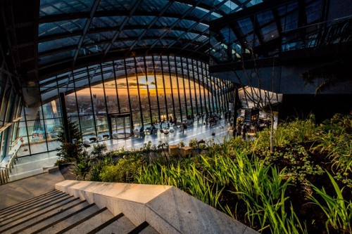 Explore The Best Winter Gardens In London