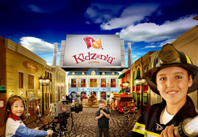 More Than Child's Play: KidZania London To Open 25th June 2015