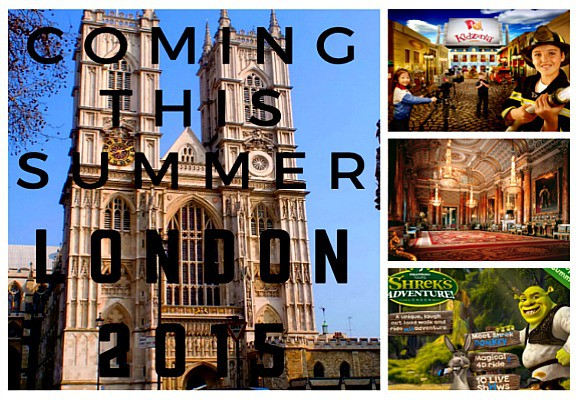Five Exciting Things to Do in London This Summer 2015