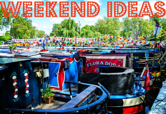 What's Going On in London This Bank Holiday Weekend?