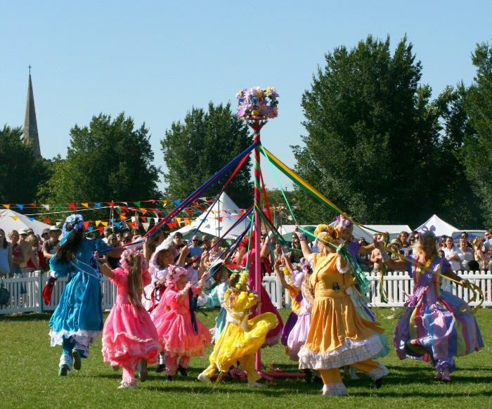 Traditional May Day Celebrations