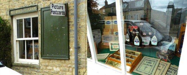 The Cotswolds village of Bampton
