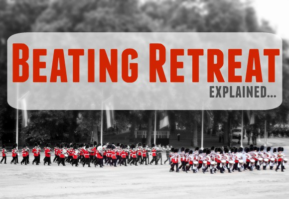 What is Beating Retreat?