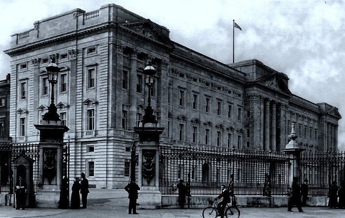 Ghosts of Buckingham Palace