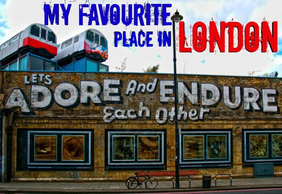 My Favourite Place in London: Shoreditch by Cassie