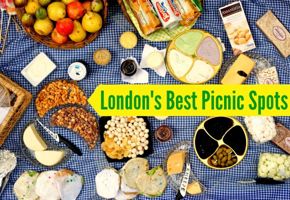 Where's the Best Place in London to Have a Picnic?