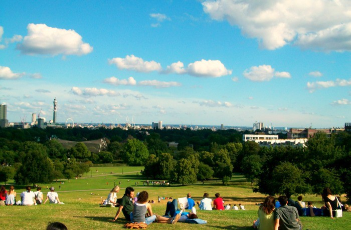 A short walk from Camden Town - Primrose Hill