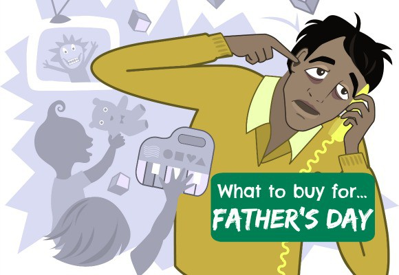 Father's Day: Unusual Gifts Dads will Love