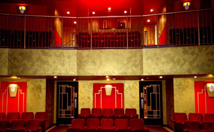 Which role will your children choose? KidZania's impressive 2 tier theatre