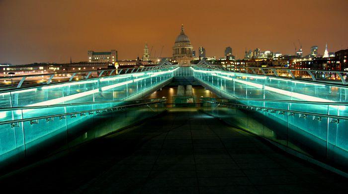 London By Night - St Pauls