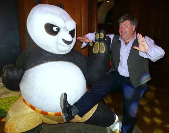 Challenging Kung Fu Panda