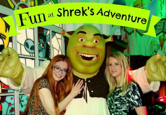 Review: Visiting Shrek's Adventure