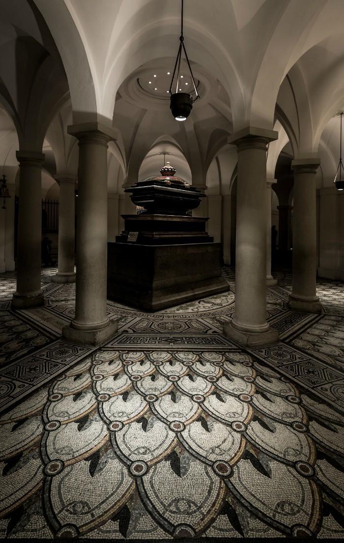 Hallowed history inside St Paul's