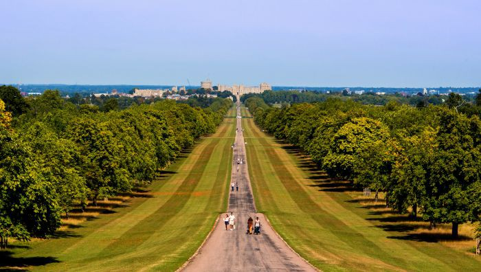 Just outside of London, Windsor is an easy day trip
