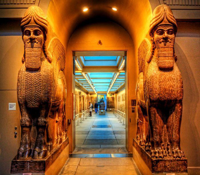 Explore London Museums when it's raining