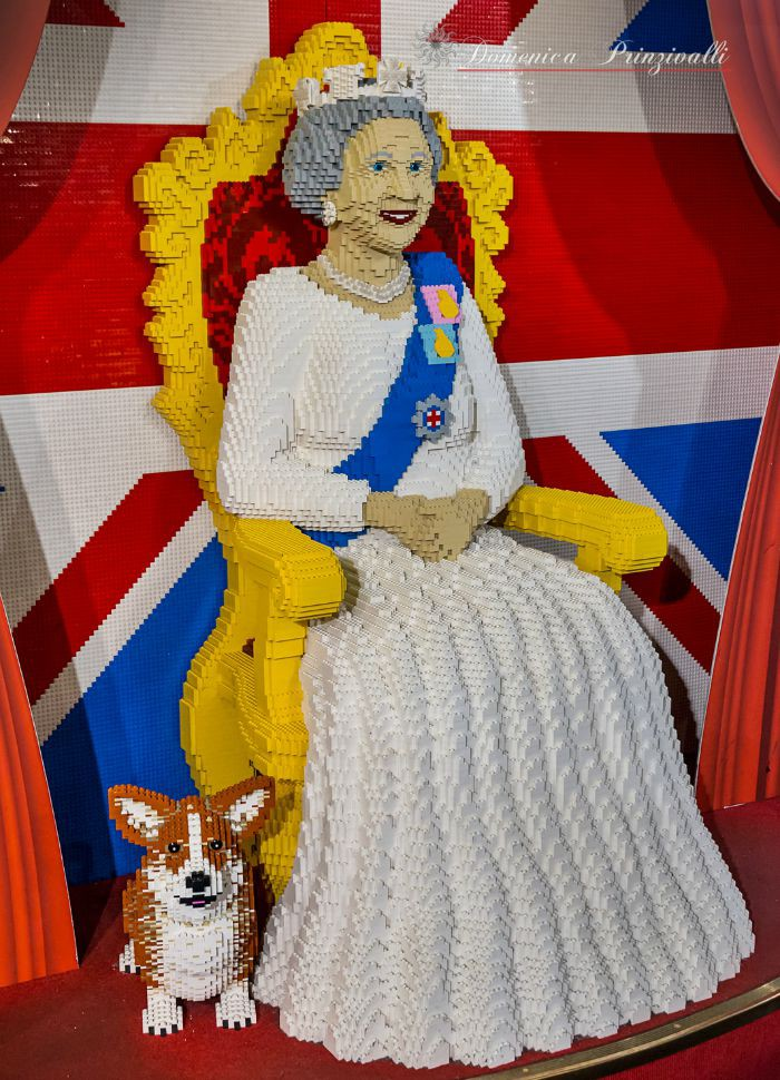 The Queen of Lego