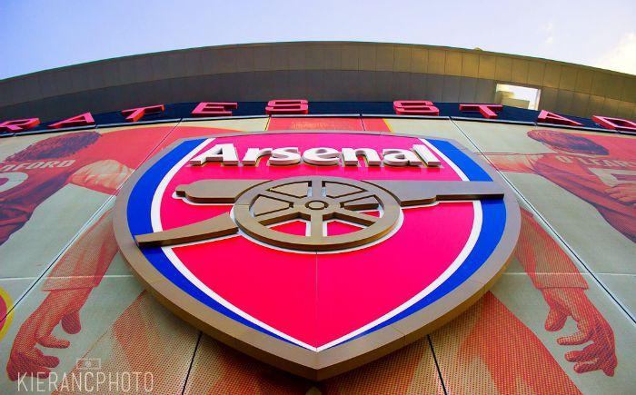 The impressive Emirates Stadium