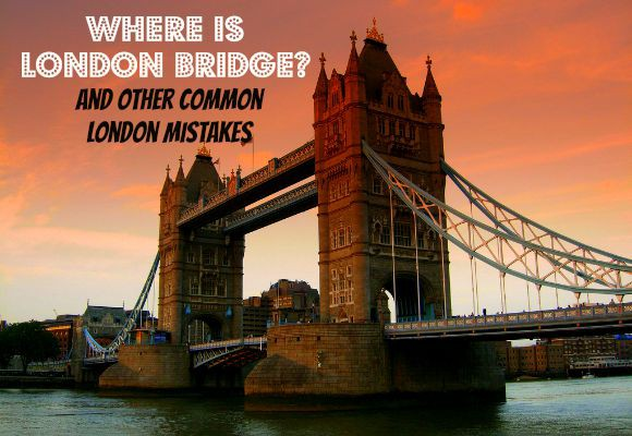 The Most Common Mistakes When Visiting London