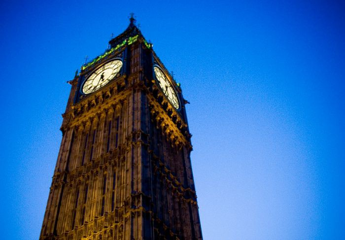 Big Ben is the bell, not the clock tower