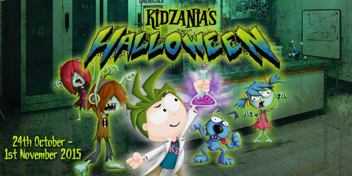 KidZania Halloween Town
