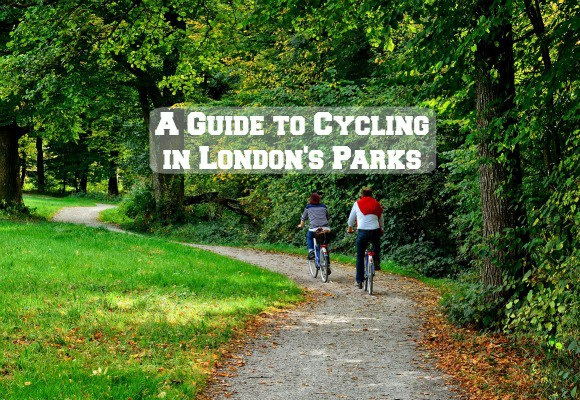 Where to Cycle in London's Parks