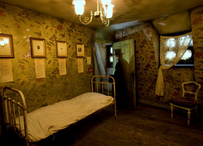 The Jack the Ripper Museum in London