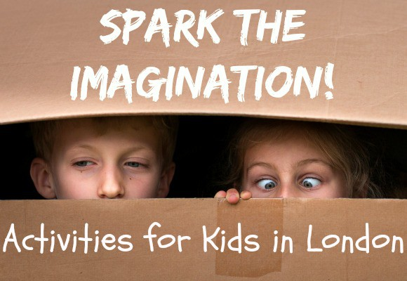 Entertaining Little Monsters: Things to Do with Kids in London
