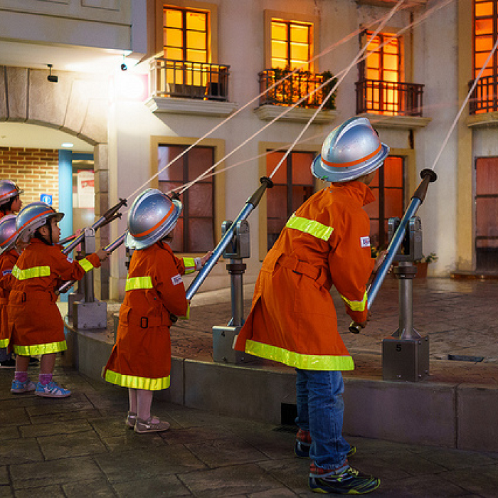 Fun at KidZania