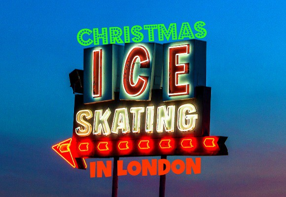 Who's Ready to Hit the Ice? Ice Skate Under All the Top London Landmarks This Christmas